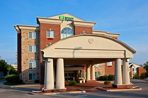 Holiday Inn Express Hotel & Suites Downtown Lexington