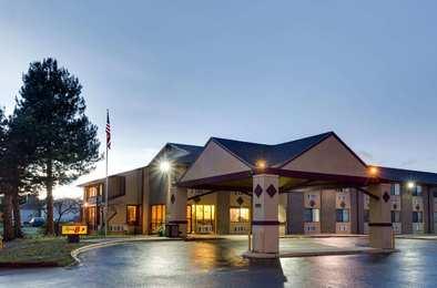 Super 8 Hotel Denver