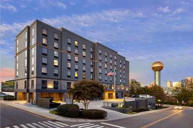 Four Points by Sheraton Cumberland House Knoxville