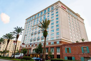 Marriott Hotel Convention Center New Orleans