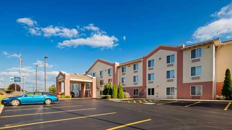 Best Western Penn-Ohio Inn & Suites Hubbard
