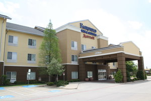 Fairfield Inn Suites By Marriott Denton