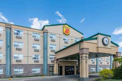 Super 8 Hotel City Centre Red Deer