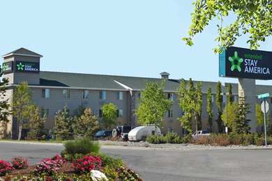 Extended Stay America Hotel Midtown Anchorage