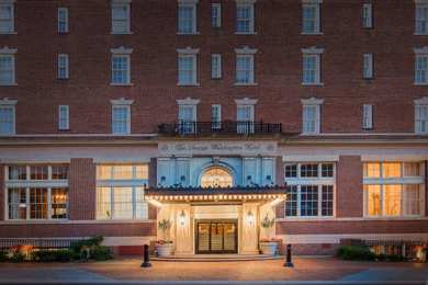 George Washington Wyndham Grand Hotel Winchester