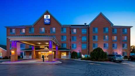 Best Western Executive Inn Suites Grand Rapids