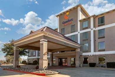 Comfort Suites Baylor University Waco