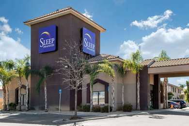 Sleep Inn & Suites Bakersfield