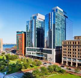 InterContinental Hotel Boston