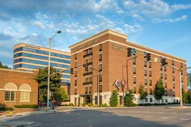 Hampton Inn Suites Downtown Knoxville