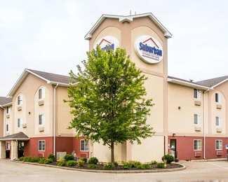 Suburban Extended Stay Hotel Beavercreek