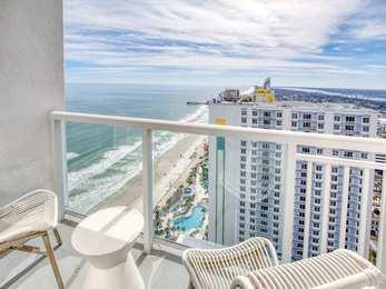 Daytona Grande Oceanfront Hotel Daytona Beach