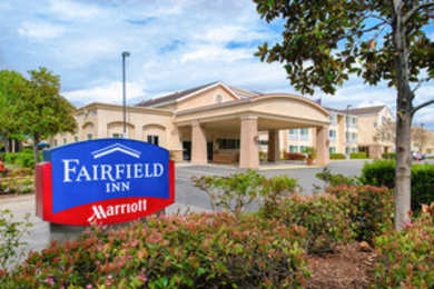 Fairfield Inn By Marriott Cal Expo Sacramento