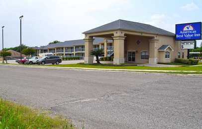 Americas Best Value Inn New Braunfels