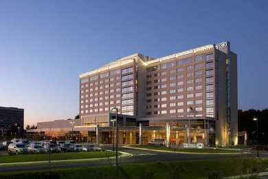 Hilton Hotel BWI Airport Linthicum