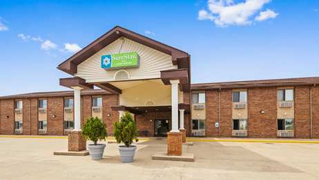 Econo Lodge Suites Greenville