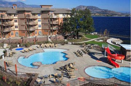 Cove Lakeside Resort Westbank