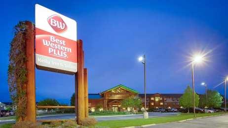 Best Western Plus Kelly Inn & Suites Billings