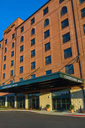 Courtyard By Marriott Hotel Aberdeen