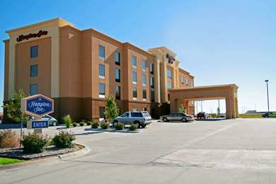 Hampton Inn I-70 North Hays