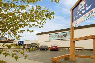 Canadas Best Value Inn Whitehorse