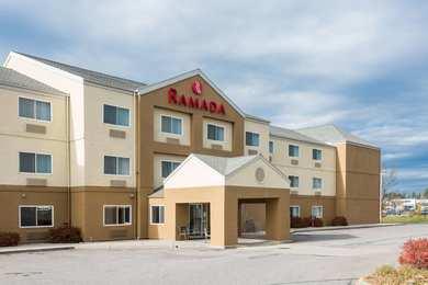 Ramada Hotel Coeur D Alene