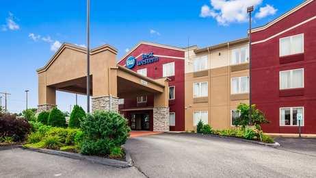 Best Western Providence Seekonk Inn