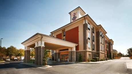 Best Western Plus Fairburn Hotel