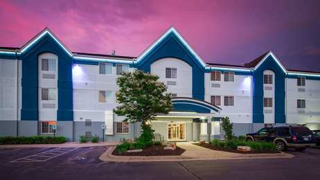 Best Western Plus Wausau Rothschild Hotel