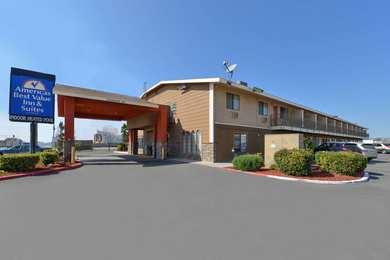 Americas Best Value Inn & Suites Bakersfield