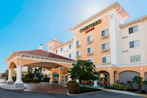 Courtyard By Marriott Hotel Gulf Coast Town Ctr Fort Myers