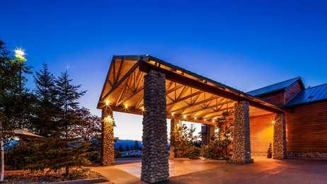 Best Western Plus Hartford Lodge Sutherlin