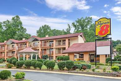 Super 8 Hotel Downtown Gatlinburg