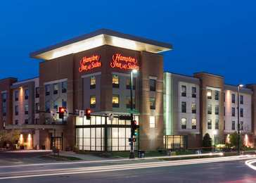 Hampton Inn Suites Omaha