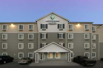 WoodSpring Suites Fort Sam San Antonio