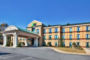 Holiday Inn Express Hotel & Suites West Macon