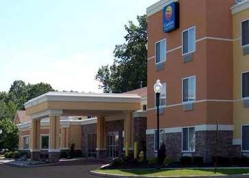 Comfort Inn Suites Saratoga Springs