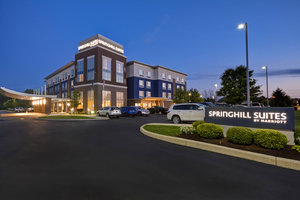 SpringHill Suites by Marriott Airport Plainfield
