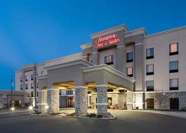 Hampton Inn & Suites I-25 South Colorado Springs