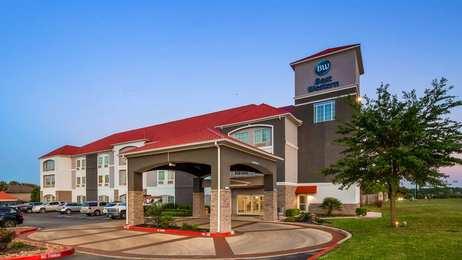 Best Western Boerne Inn Suites