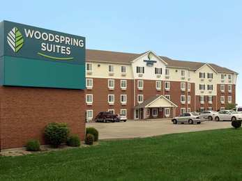 WoodSpring Suites Clarksville