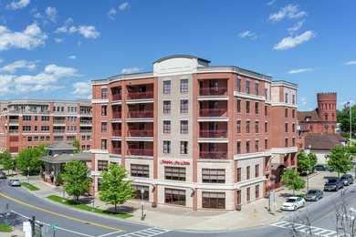 Hampton Inn Suites Saratoga Springs