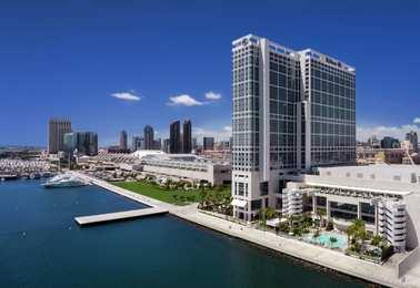 Hilton Hotel Bayfront San Diego