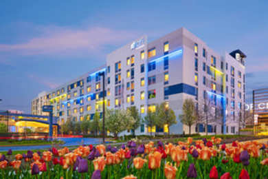 Aloft Hotel O'Hare Airport Rosemont