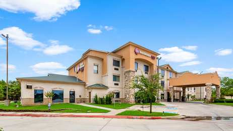 Best Western Plus Burleson Inn Suites