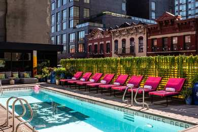 SIXTY Lower East Side Hotel New York