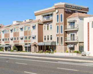Villa Montes Hotel San Bruno
