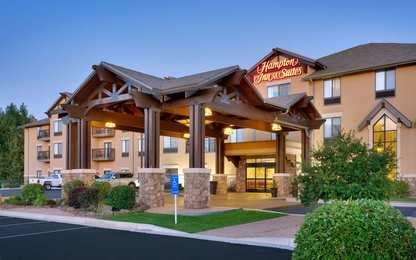 Hampton Inn & Suites Show Low