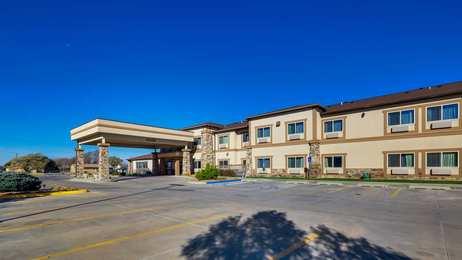 Best Western El Quartelejo Inn Scott City