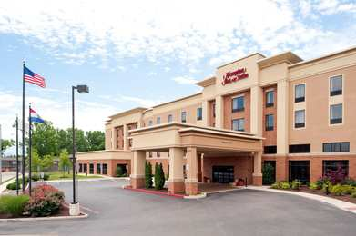 Hampton Inn & Suites University of Missouri Columbia